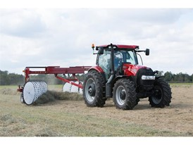 The 2015 Maxxum tractor is a highly productive workhorse for field and livestock operations.