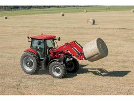 The Maxxum series tractors offer the latest in performance-enhancing technology and styling.