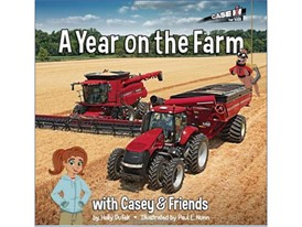 """NAFTA """"A Year on the Farm"""" introduces children to the world of modern farming."""