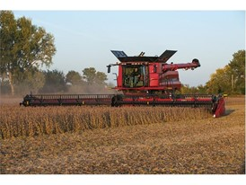 The new Case IH Axial-Flow® 240 combines will set new levels of productivity and efficiency for 2015.