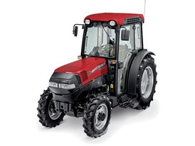 Case IH introduces the Farmall 105V tractor built specifically for orchards and vineyards.