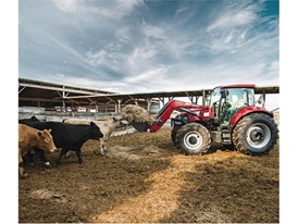 Case IH research shows livestock producers value low maintenance