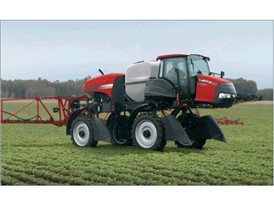 The Case IH Patriot 2240 sprayer was recently named CropLife IRON Product of the Year.