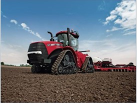 American Society of Agricultural and Biological Engineers awards the Case IH Steiger Rowtrac tractor