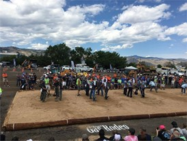 The National Gas Rodeo draws teams from utility companies across the United States