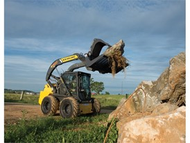 The L234's patented Super Boom technology delivers superior reach and height.