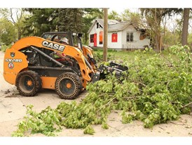 CASE and Southeastern Equipment provided three excavators and three skid steers to the event