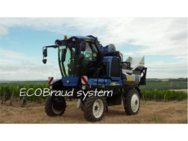The EcoBraud System from New Holland Agriculture