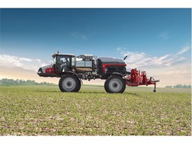 Case IH will produce special Patriot® 4440 and 3340 models at the Benson, Minn.