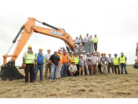 CASE, National Wildlife Refuge Association, U.S. Fish & Wildlife Service and Team Rubicon Partner for Operator Training