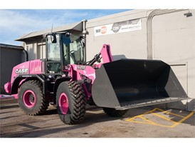 Wintec 621F Pink Wheel Loader
