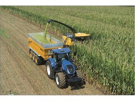 New Holland Agriculture announced today it signed a preferred partnership agreement with Dinamica Generale (DG)