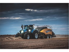 Smart Baling with best-in-class features raises capacity and bale quality to new heights