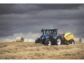 The new Roll Bar models feature New Holland's latest styling
