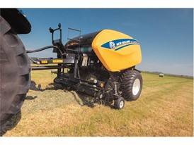 New Holland Agriculture launches the new Roll Baler 125 and Roll Baler 125 Combi at Innovagri.