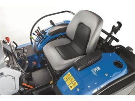 Operator comfort comes first with new operator station on TK4 models