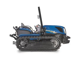 TK4 crawler tractors deliver best-in-class performance raising safety and comfort to new level