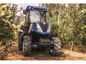 The new T4 FNV Series is the latest in a long line of specialty tractors