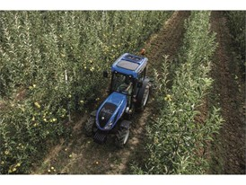 T4 FNV: the latest generation in a long line of pioneering, industry leading narrow tractors