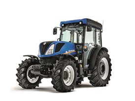 New Holland renews specialty tractor offering with new T4 FNV Series