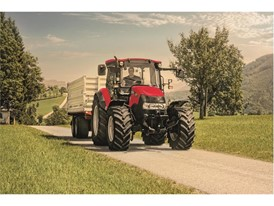The Farmall C 85/95/105/115, the heart of the Case IH line of Farmall mid-hp multi-purpose tractors