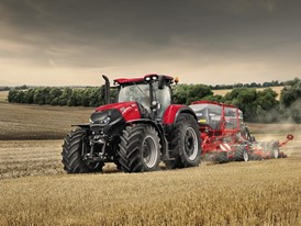 Award Winning Case IH Optum CVX Seeder