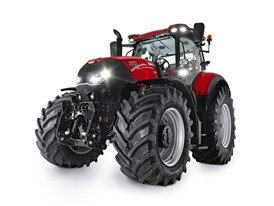 The 2017 Tractor of the Year title has been awarded to Case IH for its Optum 300 CVX tractor