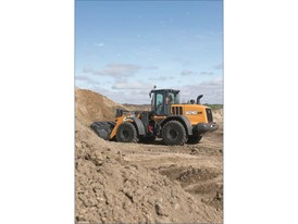 Seven new models span 141 to 347 horsepower with bucket capacities ranging from 2.1 to 6.25 cubic yards