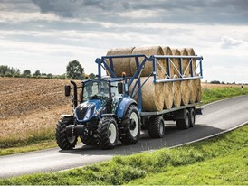 Best Utility, 2017 Tractor of the Year - New Holland Agriculture T5.120