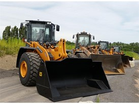 Imog's most recent additions to its fleet were five F Series wheel loaders purchased over the last two years