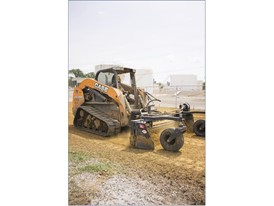 Compact track loaders have proven invaluable for Southern Pipeline as they focus on minimal impact to the sites they wor