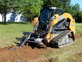 TV380 Trencher