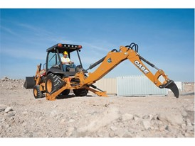 Backhoe loaders provide utility contractors an added level of flexibility with a wide selection of attachments