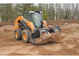 CASE Skid Steer SV300