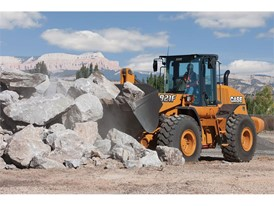 CASE Wheel Loader 921F