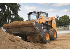 SR210 Skid Steer Loader