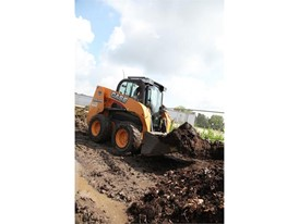 The SR210 represents one of the most common skid steer size classes in the industry.