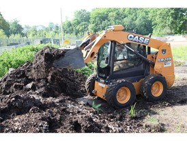 Skid Steer Power, Hydraulics Provide Application Versatility