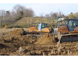 Steele Construction adds two new 214-horsepower dozers for well site earthmoving and reclamation.