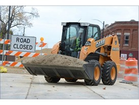 SR270 becomes industry's largest radial-lift skid steer