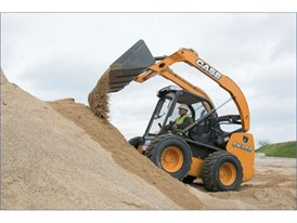 CASE Construction Equipment became the first manufacturer to offer skid steer loaders with SCR