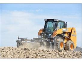 CASE Construction Equipment introduces the new SR240 and SV280 Tier 4 Final skid steers