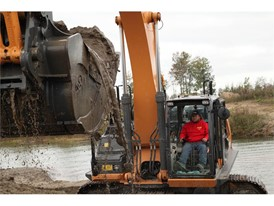 Claude Gagne, founder of Gagne Excavation, purchased his first CASE backhoe in 1959