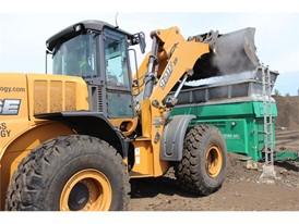 921F wheel loader