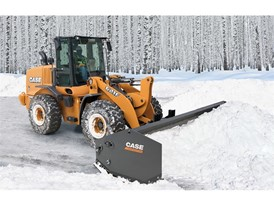New CASE Sectional Snow Pusher