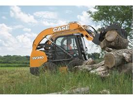 CASE SV340 Grapple Bucket