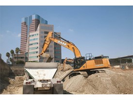 CASE Beefs up D Series with new CX490D and CX500D Excavators