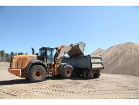 Fowler Construction has added two new CASE 1121F wheel loaders to its fleet