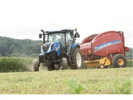 New Holland to Offer 2WD Version of Premium T6 Series Mid-Range Tractors