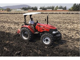 Farmall 90 JXM cultivating in MEA markets